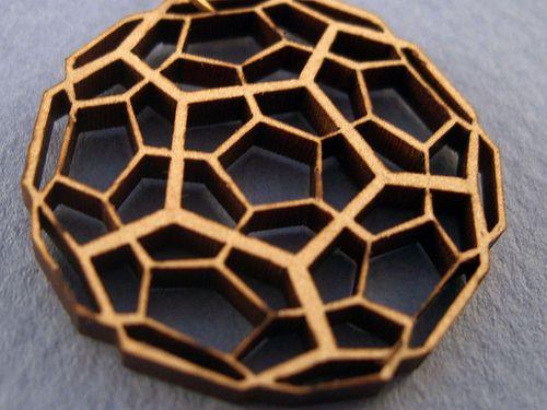 buckyball laser cutter - Google Search