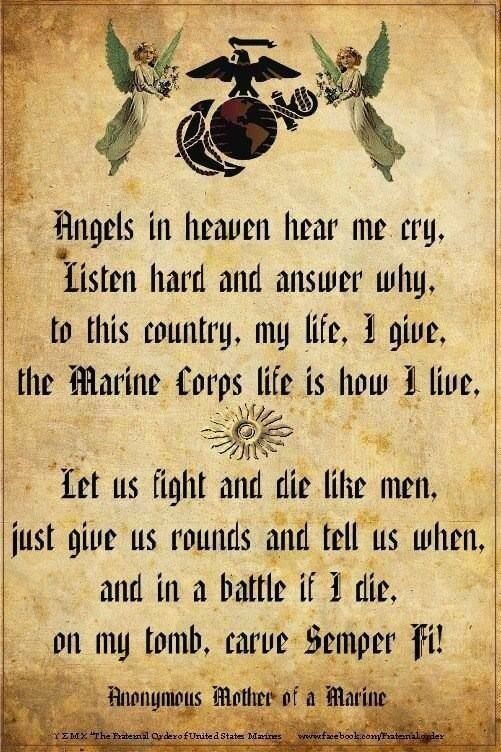Marine Corps Quotes Magnificent 66 Best Semper Fidelis Images On Pinterest  Marine Corps Quotes . Review