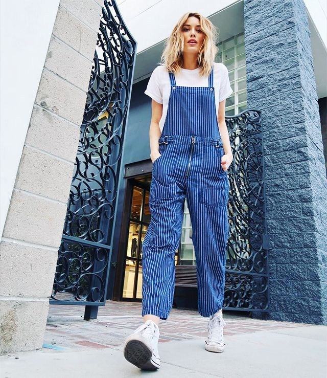 Looking for laid-back style inspiration? We've rounded up some of Arielle Vandenberg's best looks.