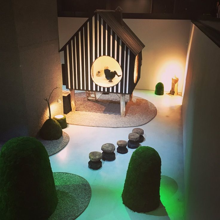 """""""#japanesehouse exhibition @BarbicanCentre is fantastic! Now want to go on a tour of all Terunobu Fujimori's teahouses"""""""