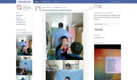 UltraSocial – Facebook Clone WordPress Theme for Social Networking Portal