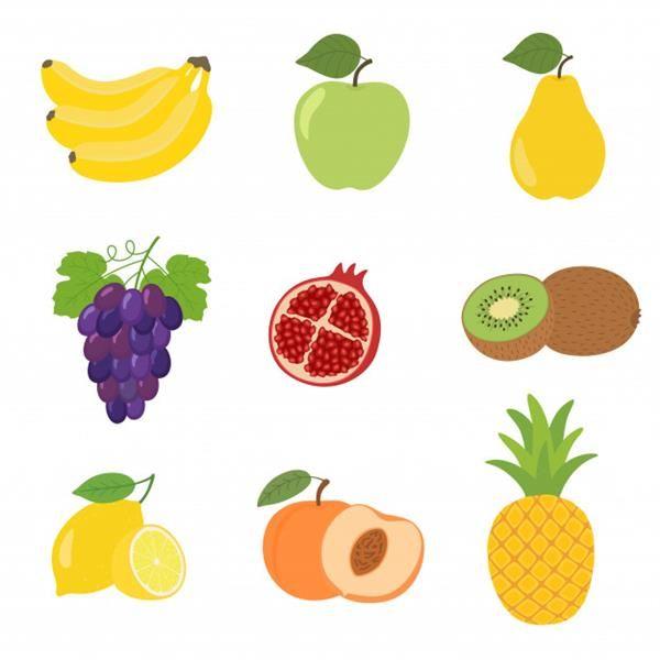 Molde De Frutas Para Imprimir 19 Desenhos Molde De Frutas