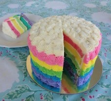 Inside out Layer Cake