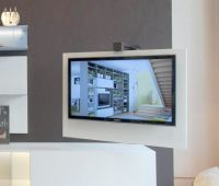 28 best idee per la casa images on pinterest | home, tv units and ... - Soggiorno Tv Orientabile 2