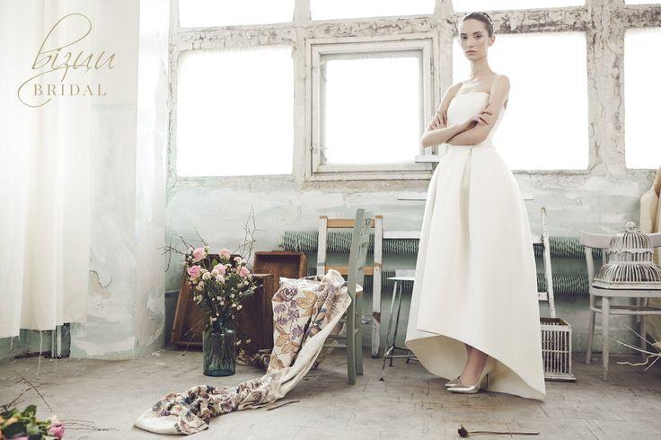 Piękna suknia zaprojektowana przez polską markę Bizuu <3 #sukienka #suknia #ślub #wesele #bizuu