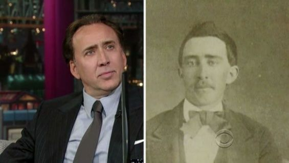 Nicolas Cage Denies Vampire Accusations: 'I Don't Drink Blood' (Video)