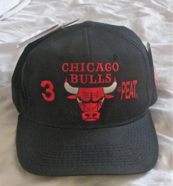 Chicago Bulls 3-peat!