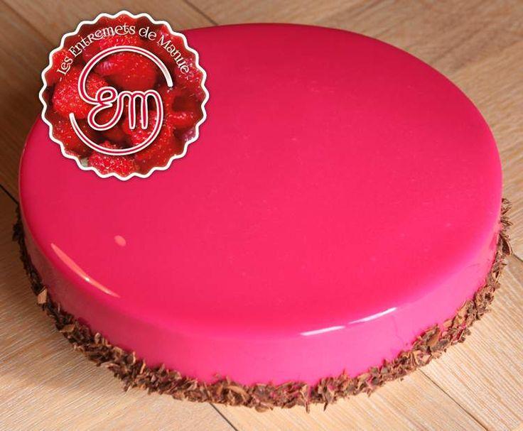 Les 25 meilleures id es de la cat gorie miroir rouge sur for Glacage miroir fraise