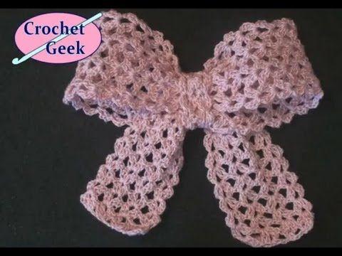 Crochet Geek : ... crocheters. More from Crochet Geek on YouTube: http://www.youtube