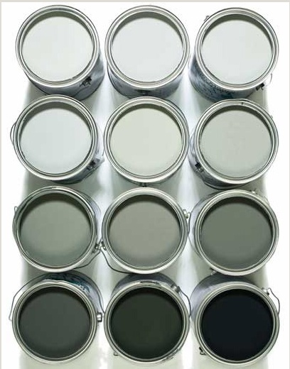 Colour inspiration. tones of greys are good as a background to let colour of jewellery explode