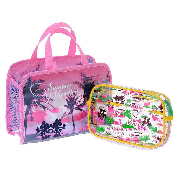 【ディズニーストア】スパバッグ VACATION ミッキー&フレンズ | プレゼント・ギフトの通販・販売ならDisneystore