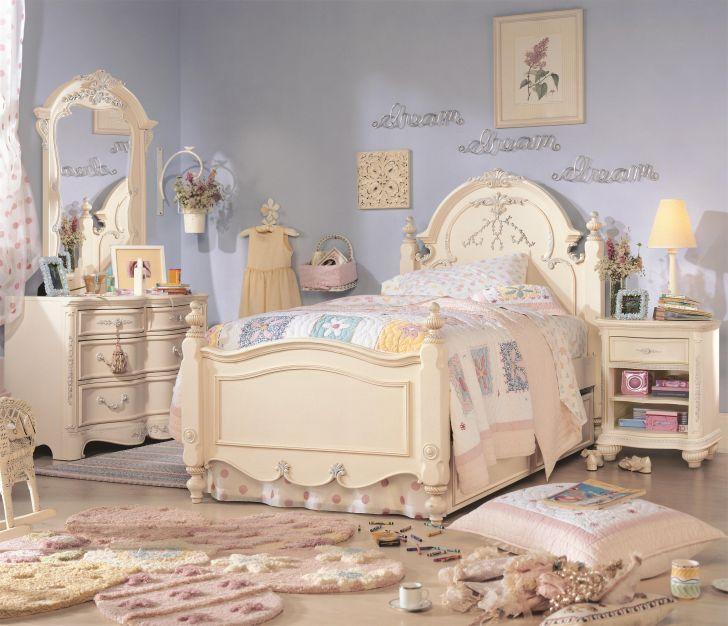 Antique White Childrens Bedroom Furniture