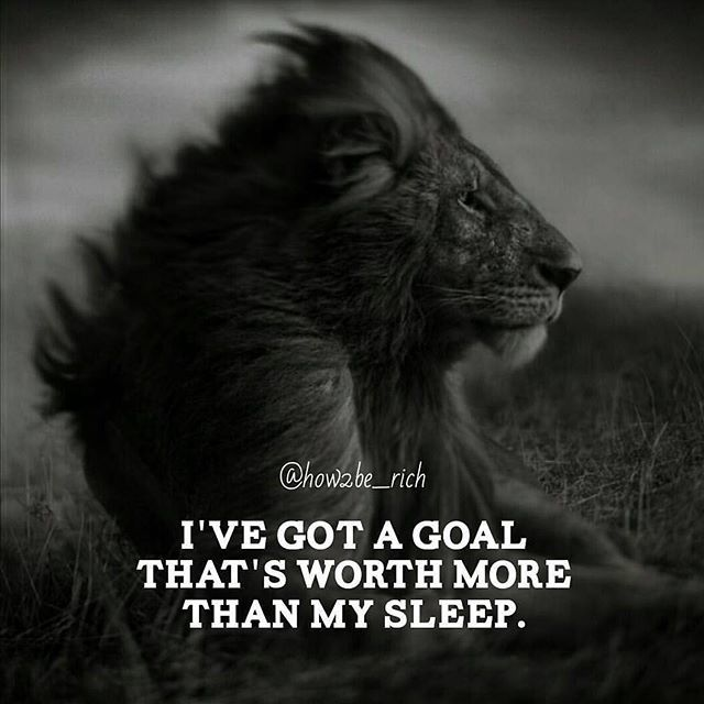 Love this one by @how2be_rich. Sometimes you have to sacrifice sleep to meet your goals. Follow them for more motivation! @how2be_rich @how2be_rich