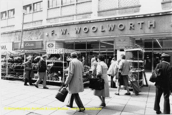 Wolverhampton Woolworths 1988