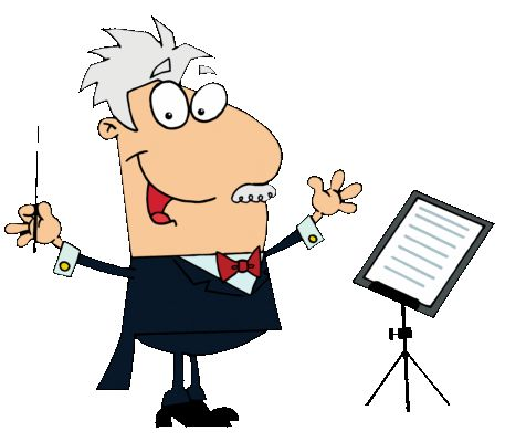 School Band Concert Clipart Image & Pictures