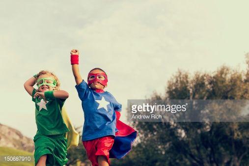 Stock Photo : Be Super