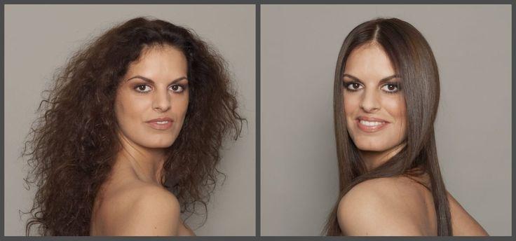Un lissage permanent 'fait maison' avec seulement 4 ingrédients  Si la majorité des femmes rêve d'un lissage parfait pour leurs cheveux, cela a un coût de