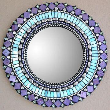 Mosiac Mirror @ Fab