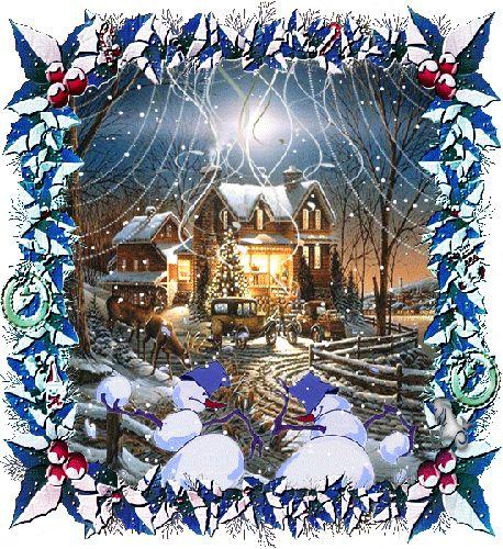 C 7 Christmas Lights
