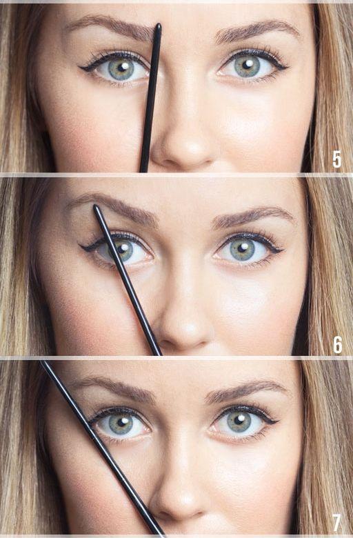 La bonne géométrie pour épiler ses sourcils expliquée par Lauren Conrad ! …