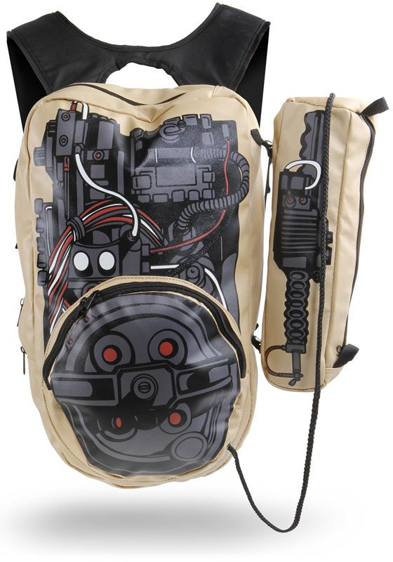 Ghostbusters Proton Pack Backpack    Who you gonna call?