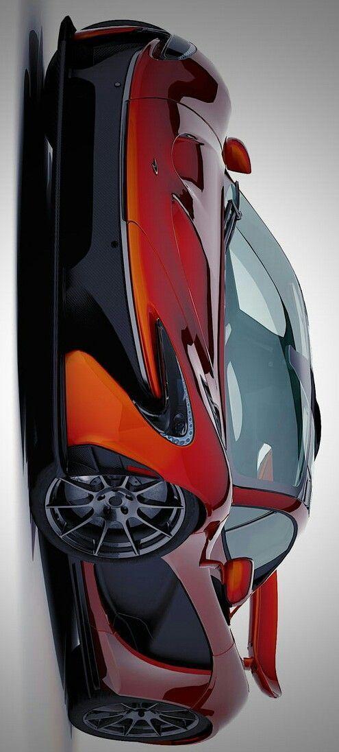 McLaren P1 by Levon #MclarenSupercar