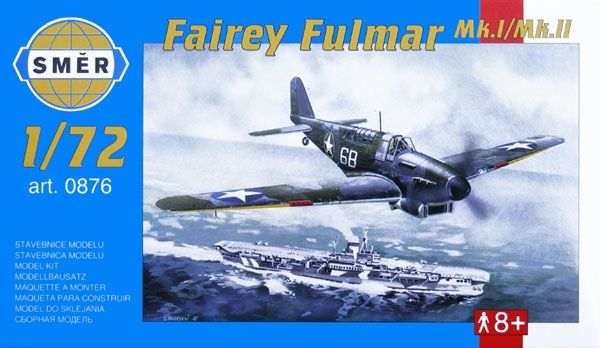 Fairey Fulmar Mk.I/Mk.II