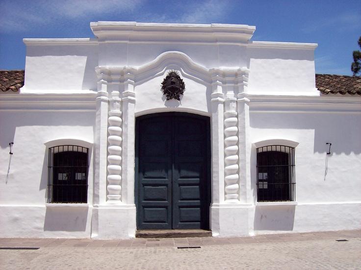 Casa Histórica en San Miguel de Tucumán (Argentina)