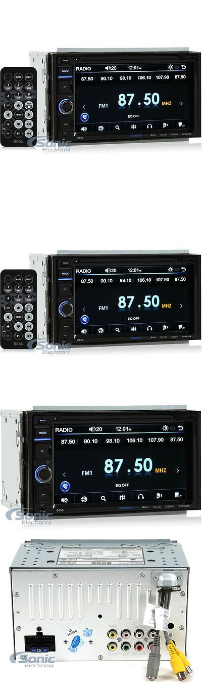 Vehicle Electronics And GPS: Boss Bv9348b Double Din In-Dash Bluetooth Digital Media Car Stereo W/6.2 Screen -> BUY IT NOW ONLY: $99.99 on eBay!