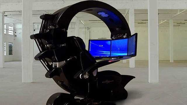 """""""The best PC gaming chair of all time"""" General"""