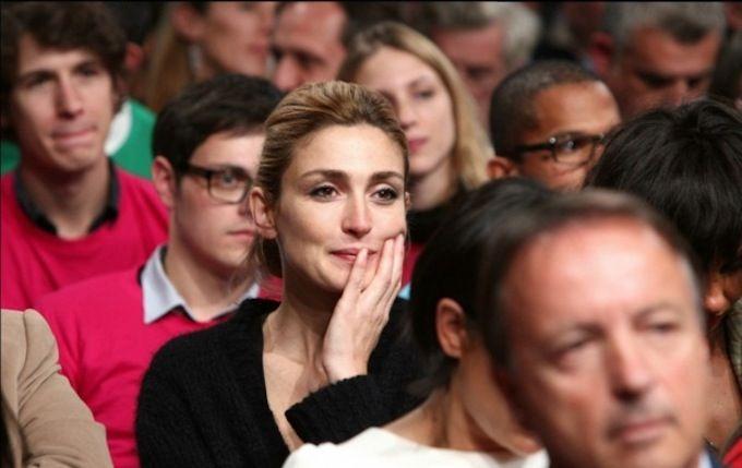 Julie Gayet aurait quitté François Hollande !
