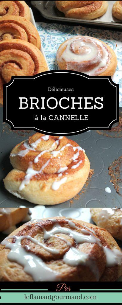 brioches cannelle pinterest
