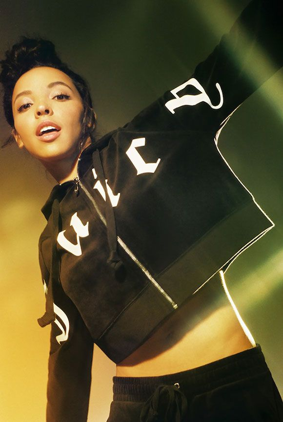 ABOUT A BAND: TINASHE