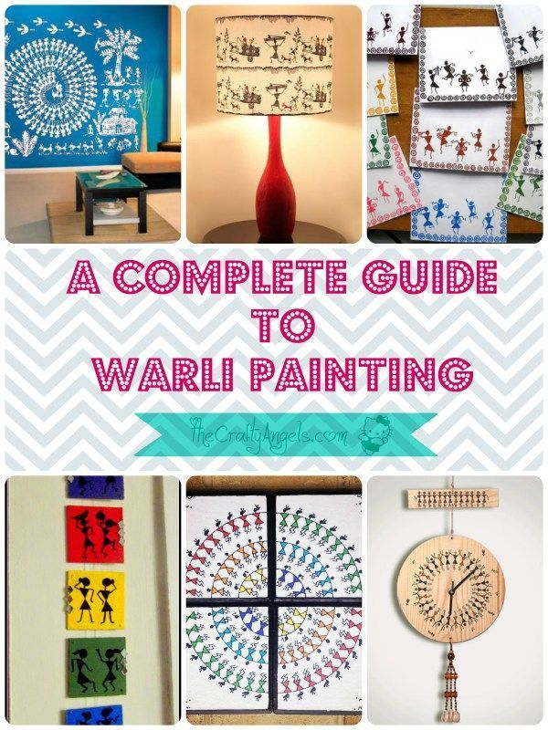 Complete guide to warli painting tutorials  Contemporary Warli, tribal | warli warli painting, how to warli , indian warli painting, warli painting idea, how to make warli painting, indian arts, #warli #warlipainting