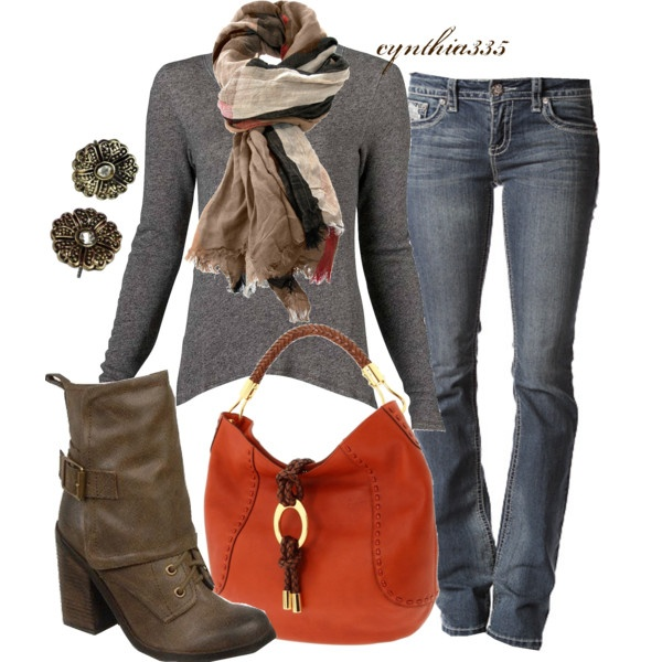 that scarf...that purse!: Autumn Outfits, Weekend Wear, Fall Ideas, Cute Boots, Fall Outfits, Fall Weekend, Scarfs, Spring Weekend, 2Dayslook Autumn