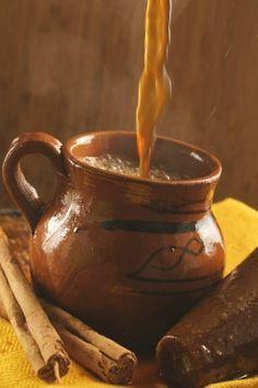 No perdamos la costumbre de nuestro querido y aromatico cafe de olla casero,aqui la receta, Mexico