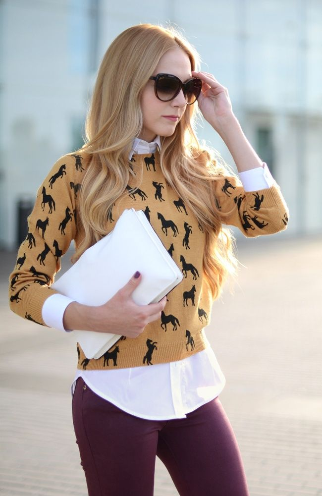 Cute and Quirky Prints to Add to Your Wardrobe waysify