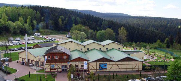 """Ferienwohnung Altenau Harz Kristalltherme: Unsere Ferienwohnung """"Bergkristall"""", Apartment f. 2 Pers., liegt direkt an der Kristalltherme Altenau im schönen Oberharz!"""