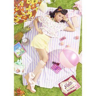 Katie(ケイティー)のkatie オフショル トップス レディースファッションのトップス(カットソー(半袖/袖なし))の商品写真