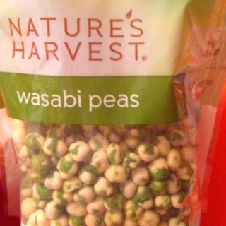 i love you forever #NOM: Food Desire, Forever Nom, Love You Forever, Wasabi Peas