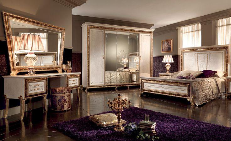 Raffaello Collection Bedroom www.arredoclassic.com/bedroom/raffaello