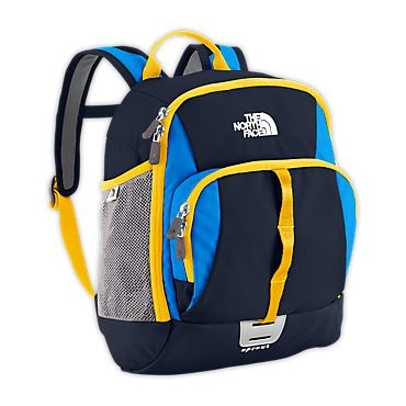 The North FaceSPROUT BACKPACK designed for toddlers. Perfect for on the trails or preschool.