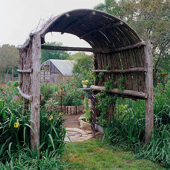 gradini rustice cu flori Rustic flower gardens 1