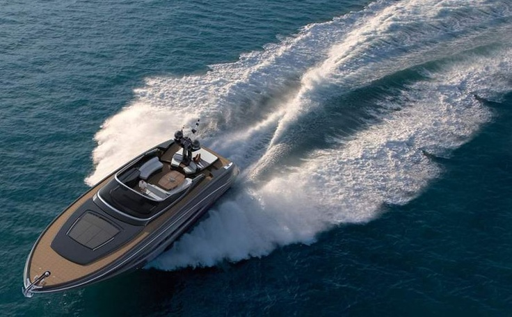 INOUT-HOME / riva luxus yacht