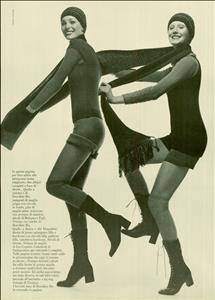 Vogue Novembre 1970 pag 106