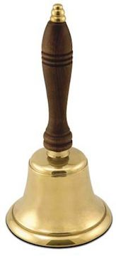 Bells - A selection of Bells available from the Lark in the morning world musical instruments online catalog
