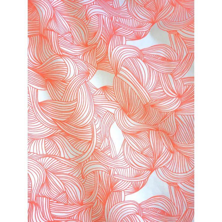 Vyyhti (peach) by Elisa Tuohimaa