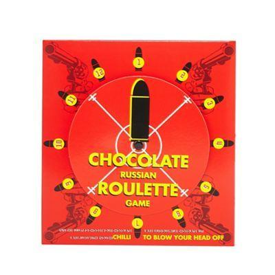 Debenhams Chocolate Russian roulette game   Debenhams