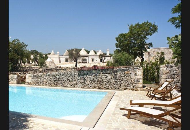 Masseria Fumarola hotel - Puglia, Italy - Smith Hotels