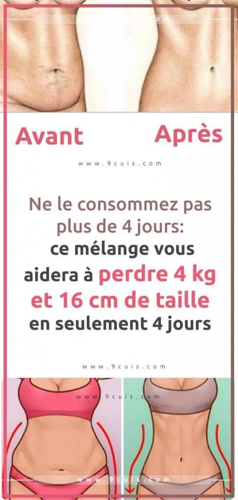 43 ne peut pas perdre du poids, maigrir sans...